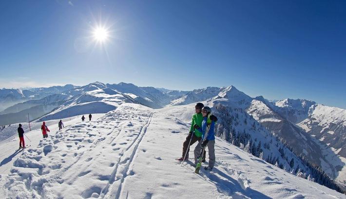 Bestnote für das Ski Juwel Alpbachtal Wildschönau