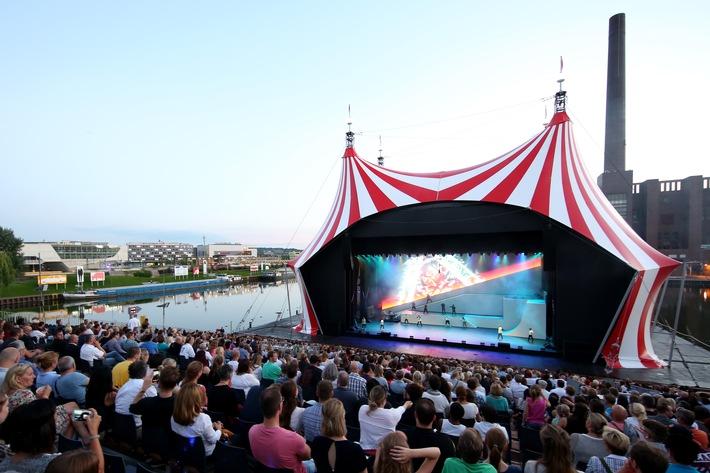 """Autostadt in Wolfsburg startet am 12. Juli das große Sommerfestival """"Cirque Nouveau"""" mit mehr als 300 Shows"""
