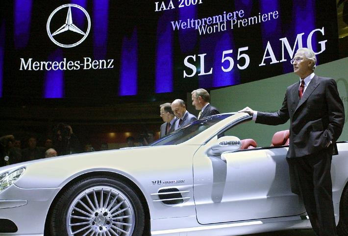 Mercedes-Benz bleibt auf der Überholspur: Elf Prozent Absatzplus seit Anfang dieses Jahres