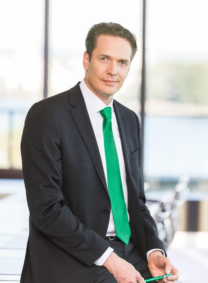 Neu im DEVK-Vorstand: Michael Knaup