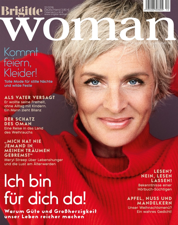 Meryl Streep ist Merkel-Fan