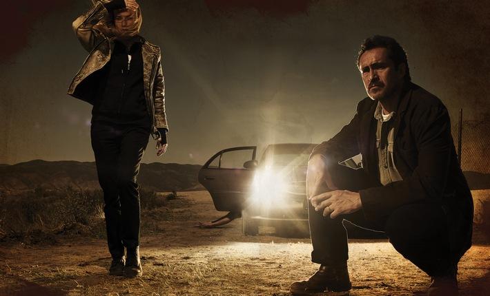 """Diane Kruger geht an die Grenzen: ProSieben MAXX zeigt die US-Serie """"The Bridge"""" ab 4. Januar als Free-TV-Event"""
