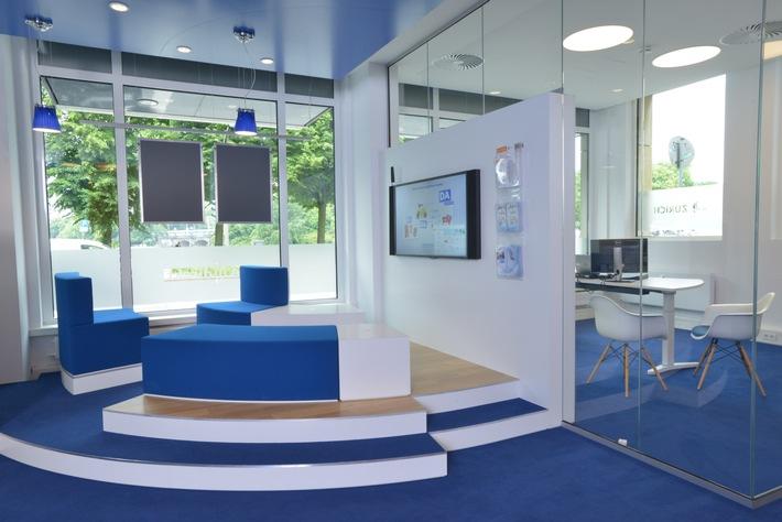 Neues Geschäftsstellen-Konzept: Zurich und DA Direkt unter einem Dach