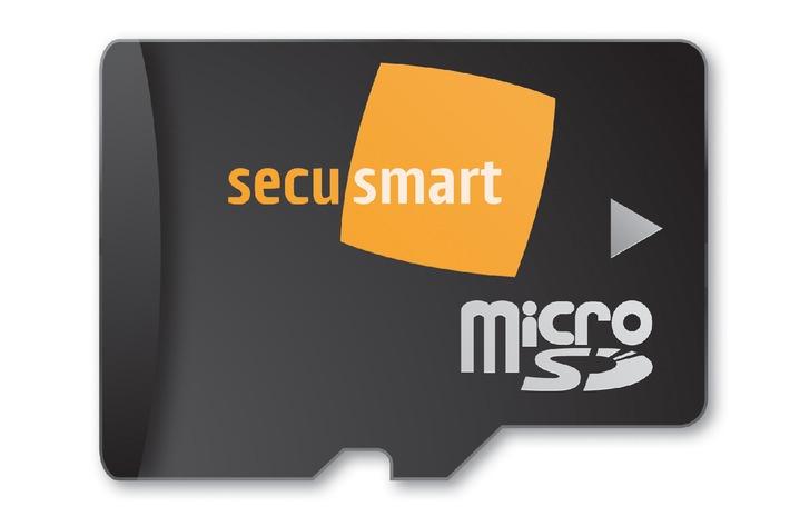 Weltneuheit auf der CeBIT 2010: Das Düsseldorfer Unternehmen Secusmart macht jetzt auch mobile E-Mail und SMS Hardware-sicher (mit Bild)