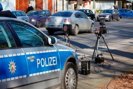 POL-REK: Geschwindigkeitsmessstellen in der 13. Kalenderwoche - Rhein-Erft-Kreis