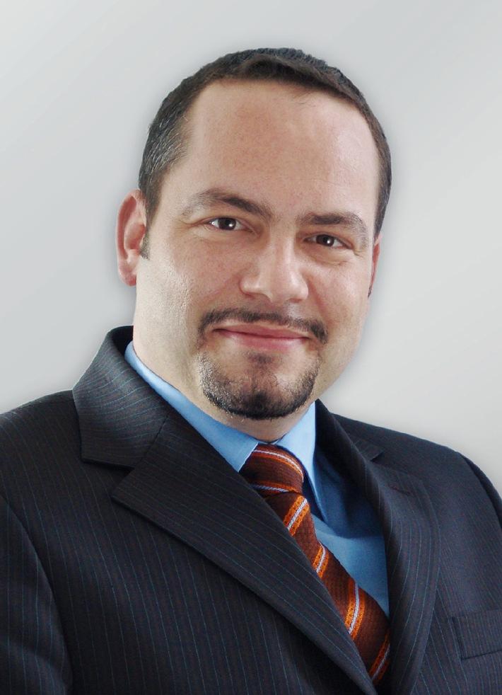 Marc Polinelli: Neuer Geschäftsleiter der UtoNova AG
