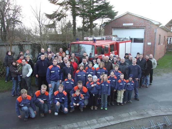 FW-LFVSH: Spitzen der Feuerwehren tagten auf Föhr