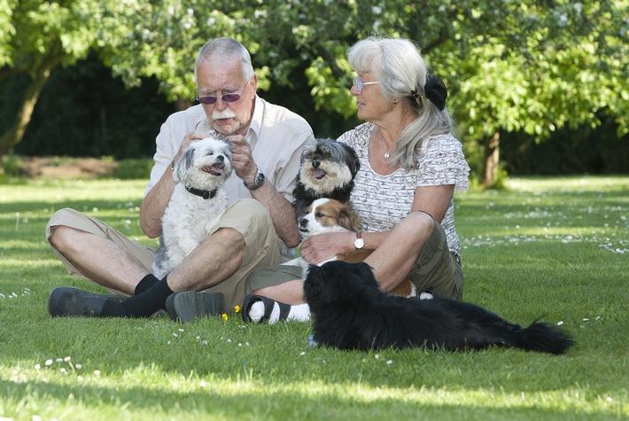 Rex hat ausgedient / Hundenamen signalisieren das enge Verhältnis zwischen Mensch und Tier