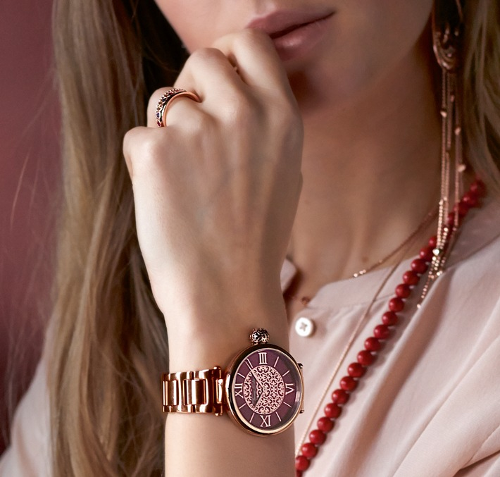 Iconic design codes - THOMAS SABO presents watch innovations for autumn/winter 2017