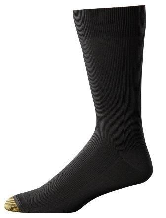 «Die Hosen bleiben unten»: Business Socken der Marke Goldtoe® - Für Menschen mit Stil