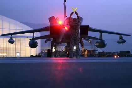 Luftwaffe beendet Tornado-Flugbetrieb in Afghanistan (mit Bild)