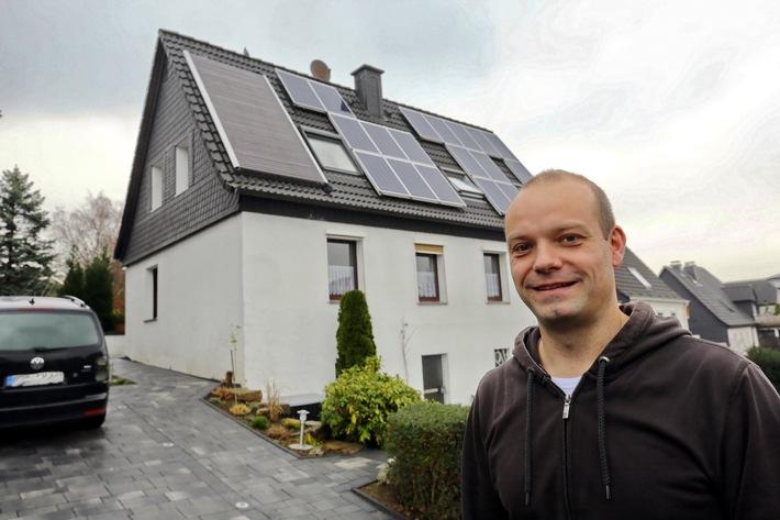 Hauseigentümer gesucht für Praxistest mit Solarthermie-Technik im Wert von 60.000 Euro / 6 Mio. Tonnen weniger CO2 durch 7,5 Mio. neue Anlagen möglich