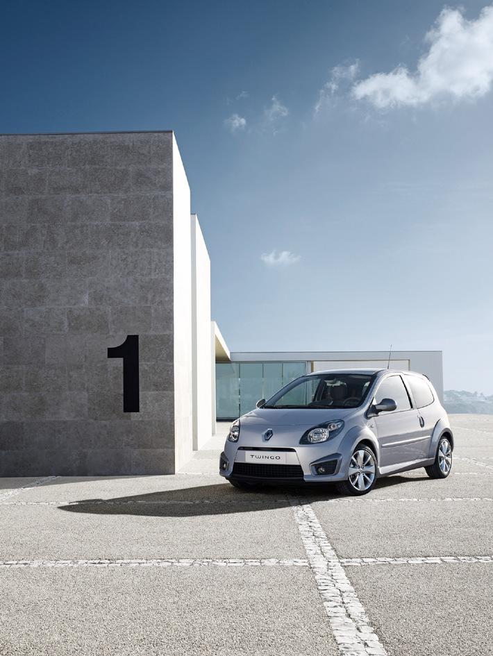 """TWINGO Renault Sport: """"Renault Sport"""" in kompakter Form"""