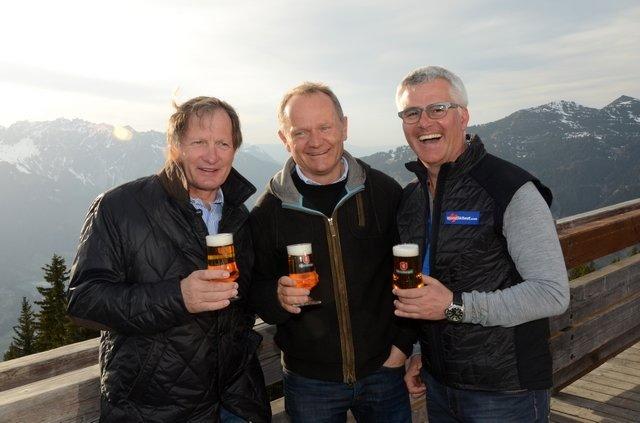 Sensationelle Premiere des WorldSkitest in der Silvretta Montafon  - BILD