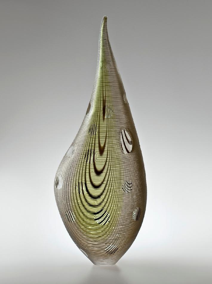 Nouvelle exposition BSI Album: BSI présente «La nature au coeur de verre», la collection des galeristes Aldo Bellini et Sandro Pezzoli