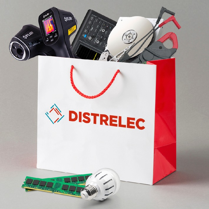 Distrelec senkt die Preise von über 100'000 Markenartikeln