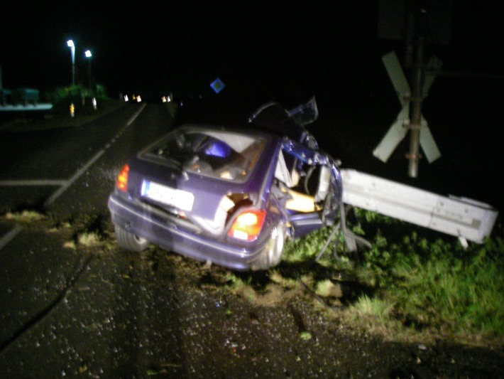 POL-DN: Ohne Fahrerlaubnis - aber mit Schutzengel unterwegs
