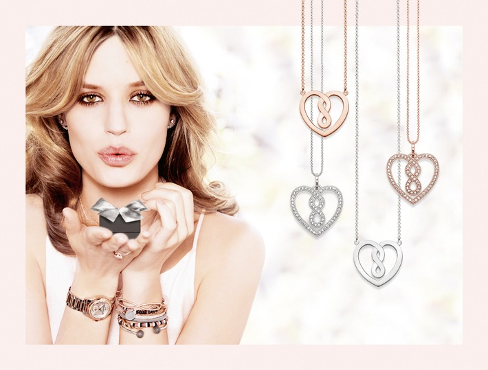 """THOMAS SABO presents Mothers' Day - inspired by """"The Infinity of Love"""""""