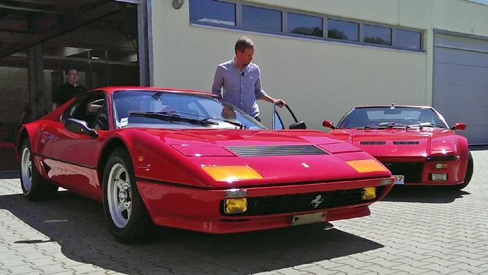 """""""GRIP - Das Motormagazin"""": Matthias' Top 5 Sportwagen-Klassiker / Det Müller sucht dicke SUVs / Sendetermin: Sonntag, 27. Juli 2014, um 18:00 Uhr bei RTL II"""