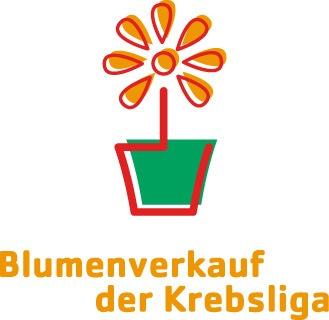 5. Juni: Blumenverkauf für Krebskranke - Nehmen und geben mit Sonne im Herzen!