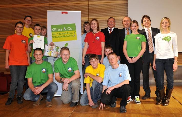 """Die Gewinner beim """"Klima & Co"""" Schulwettbewerb stehen fest"""