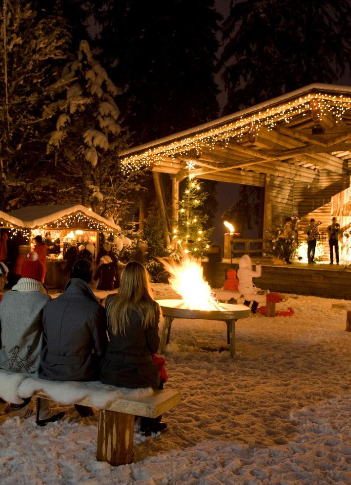 Endlich wieder Zeit haben und Ruhe spüren - Mayrhofner Advent: Weihnachten wie es früher war