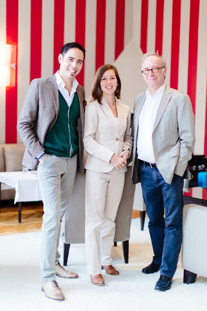 Neue Führung in Wiens charmantestem Boutique Hotel - Philipp Patzel wird Geschäftsführer im Hotel Altstadt Vienna
