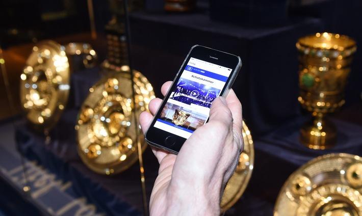 HSV-Presseservice: Neue Technologie - Das HSV-Museum als Multimedia-Erlebnis