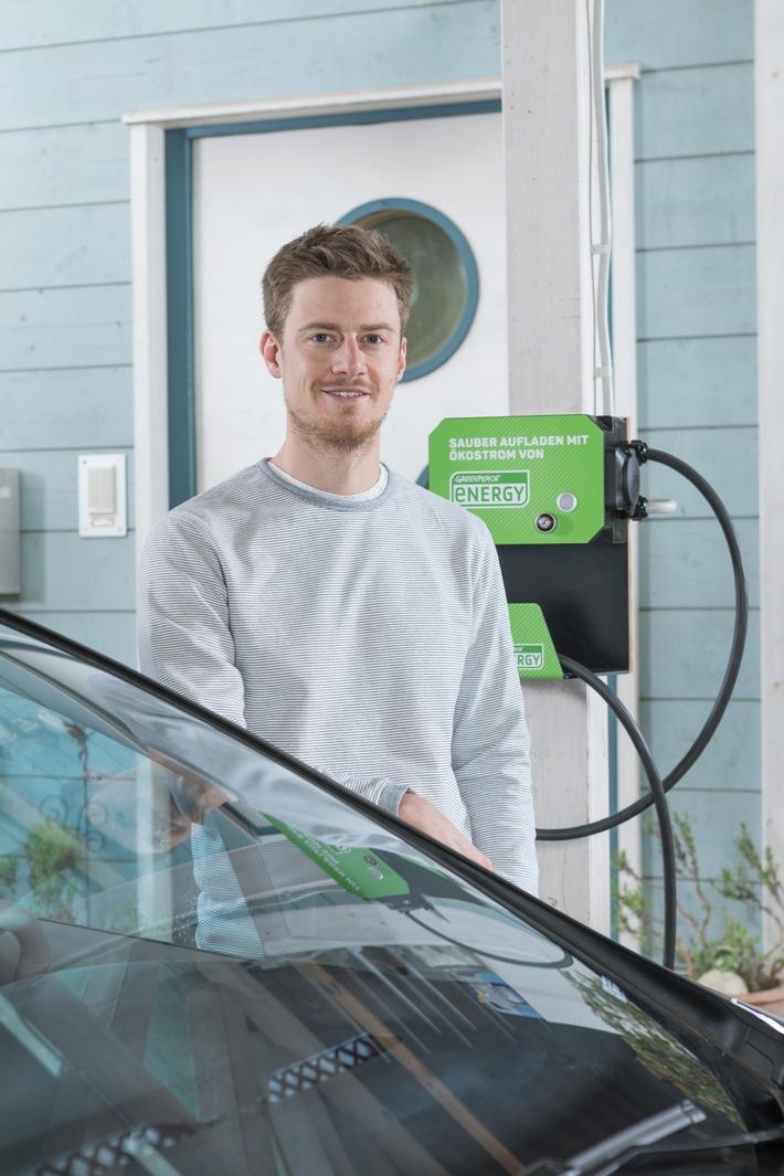 Greenpeace Energy setzt auf Elektromobilität / Ökoenergieanbieter kooperiert mit wallbe und PlugSurfing