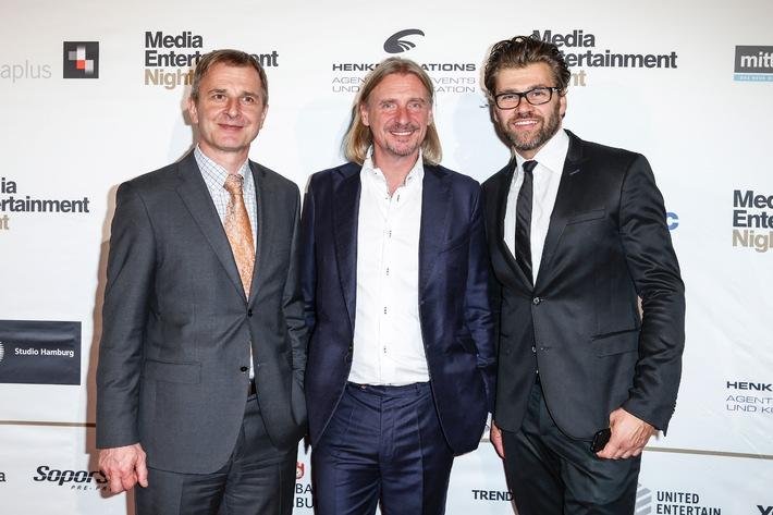 Media Entertainment Night 2014 im Hotel Atlantic Kempinski Hamburg