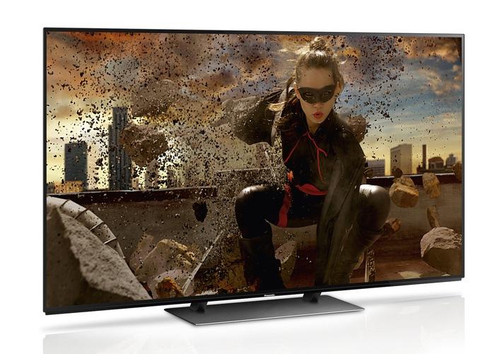 Technologie der Zukunft für neue visuelle Erlebnisse / Panasonic OLED TV EZW954: Hollywood zuhause mit authentischen Bildern, atemberaubendem Kontrast und überwältigender Farbwiedergabe erleben