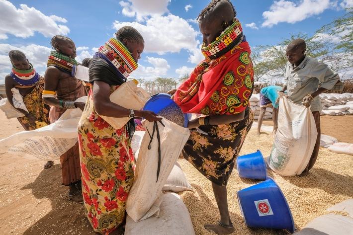 Kenia: Unterernährung stark angestiegen - Experten sind alarmiert