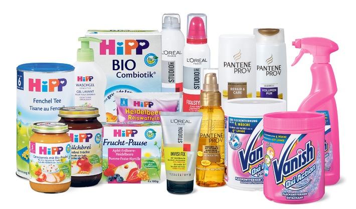 Migros: Preissenkung bei verschiedenen Markenprodukten