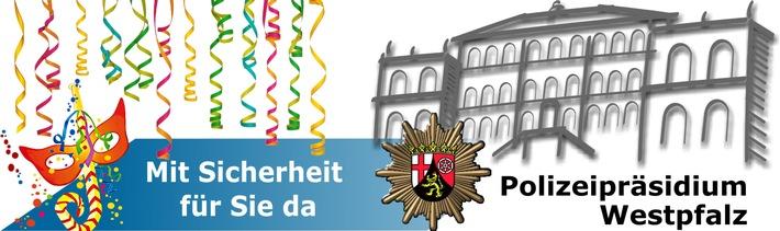 """POL-PPWP: Jeder soll Fastnacht feiern - Polizei für die """"tollen Tage"""" gerüstet"""