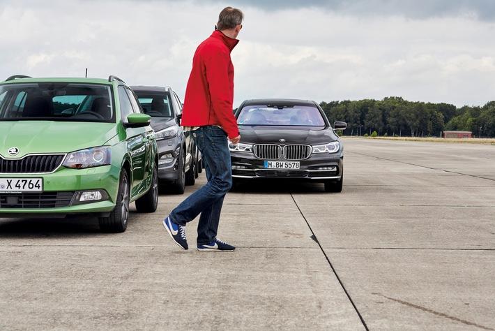 AUTO BILD-Test: Einparken, Stau erkennen, Spur halten: Welche Assistenten brauchen Autofahrer wirklich?