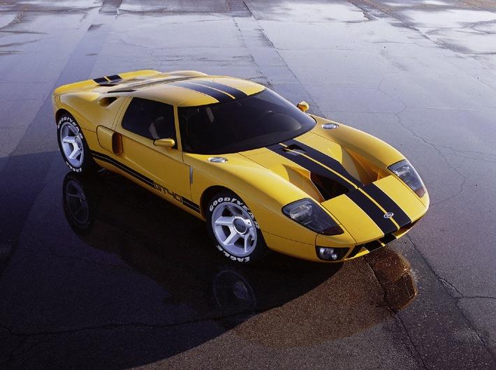 """Ford """"GT 40 Concept"""" eine weitere Living Legend"""