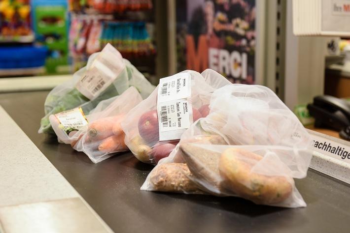 Veggie Bags erobern die Migros national