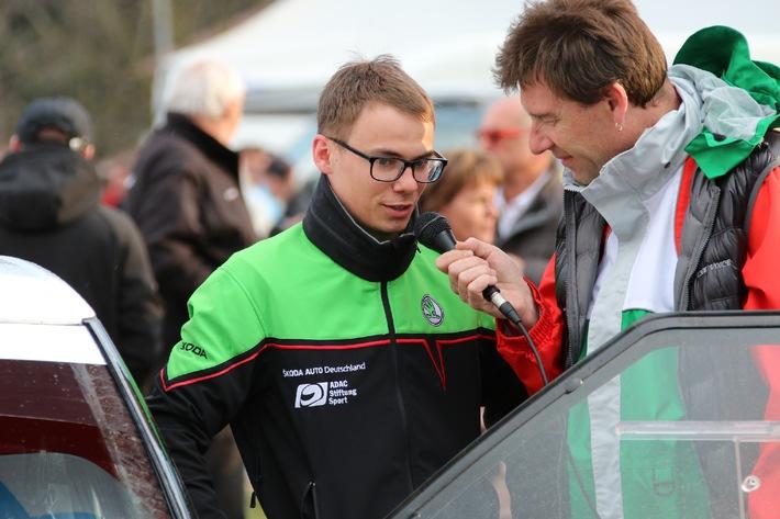 SKODA Youngster Kreim visiert zweiten Podestplatz in der DRM an