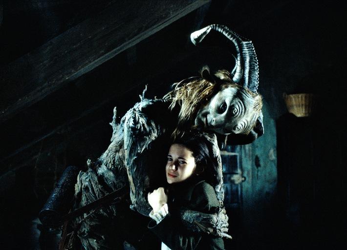 """Düsteres Märchen aus Franco-Spanien: """"Pans Labyrinth"""" von Guillermo del Toro am Sonntag auf ProSieben"""