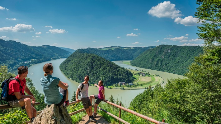Wanderherbst auf den Best Trails of Austria