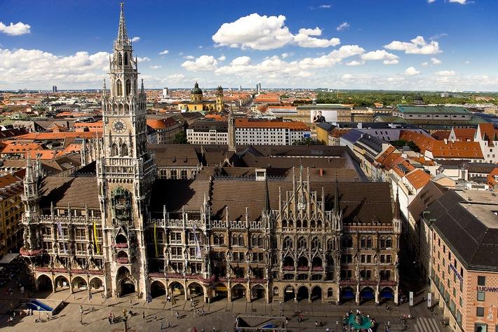 Zeit für München - Zeit für Entdeckungen / Neu: Spannende Rathausführungen