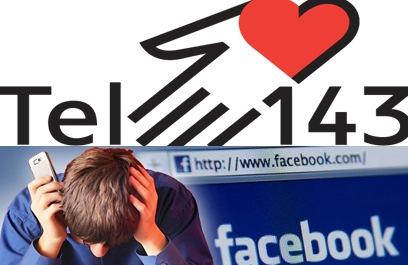 Die Dargebotene Hand startet Zusammenarbeit mit Facebook / 2011 klingelte es bei Tel 143 rund alle zwei Minuten