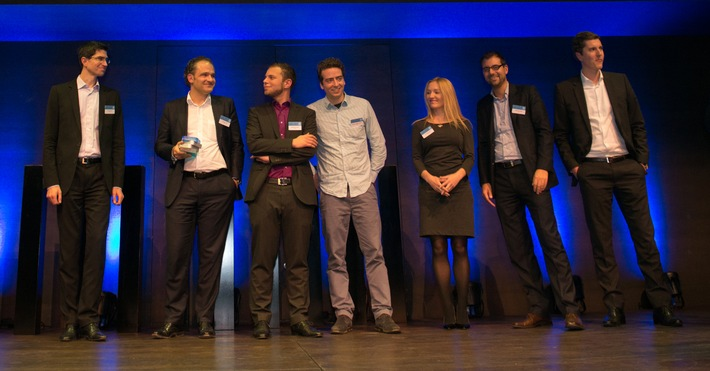 Best of Swiss Apps 2014: «SumUp» ist die beste App des Jahres