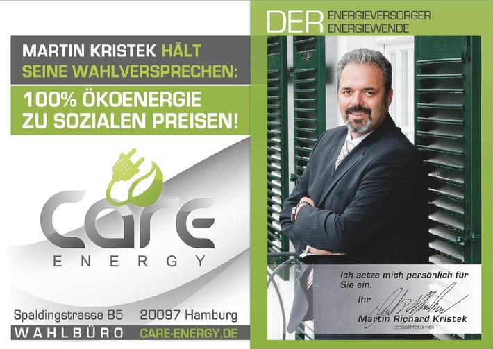 Care-Energy - falscher Feind im Krieg der Energiebranche
