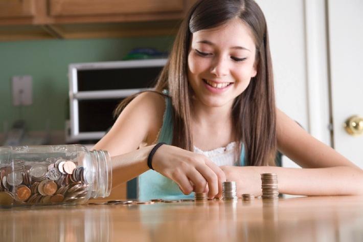Taschengeld: So lernen Kinder, mit Euro und Cent umzugehen (mit Bild)