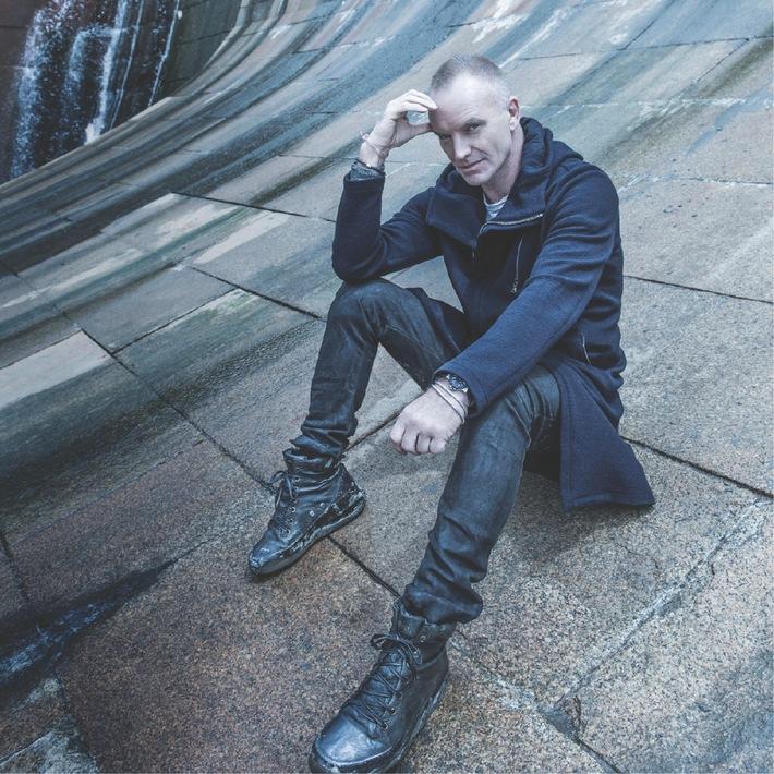 """STING gibt Details zum neuen Album """"The Last Ship"""" bekannt"""