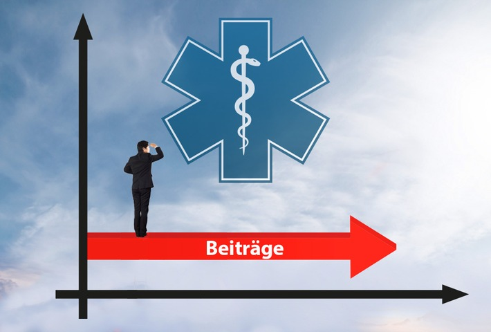 Debeka: Private Krankenversicherung auch 2016 mit stabilen Beiträgen / Beiträge sinken im kommenden Jahr sogar leicht