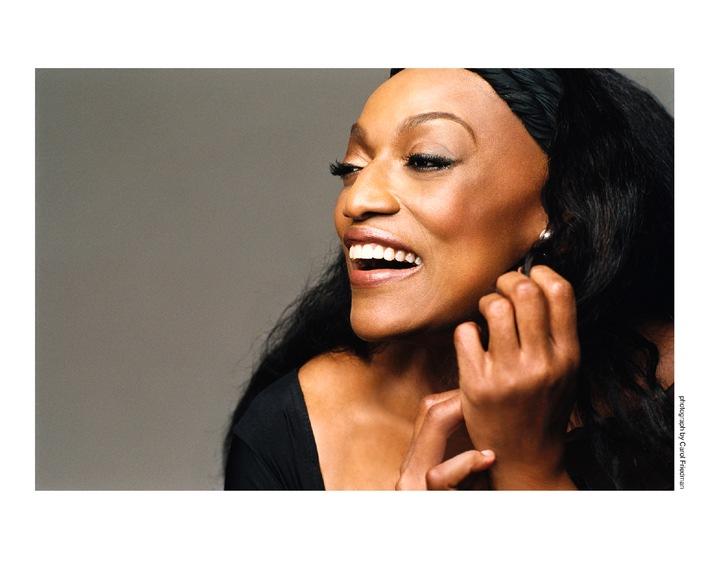 Einziges Schweizer Konzert der grossen Operndiva  Jessye Norman mit Jazzprogramm am 4. September 2012 in der Tonhalle Zürich