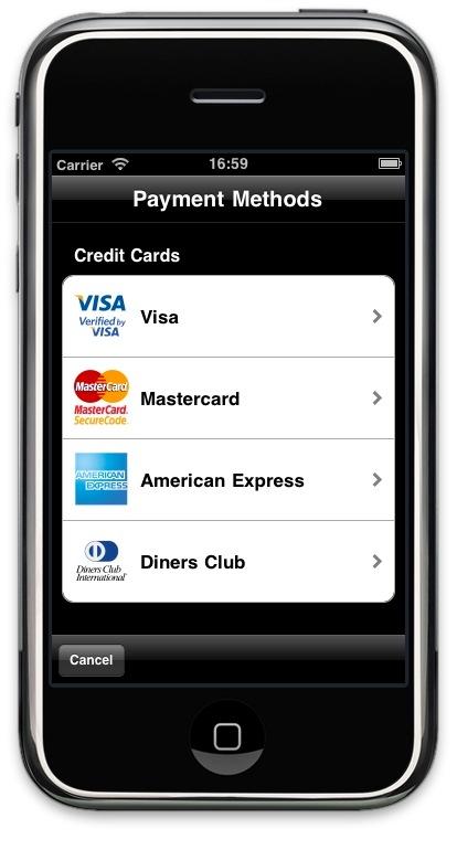 """Datatrans lanciert das europaweit erste integrierte Zahlungsmodul für """"In App Purchase"""" auf dem iPhone"""