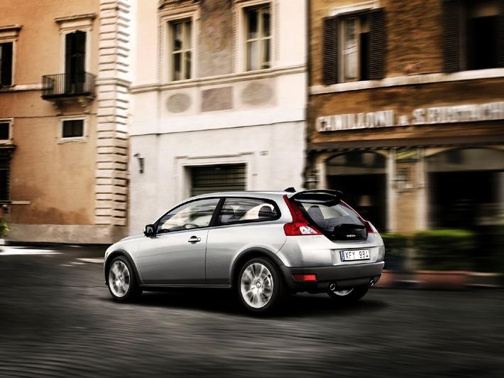 Neuer Volvo C30 - Das sportliche Kompaktmodell für Individualisten